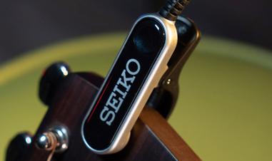 Seiko clip on headstock